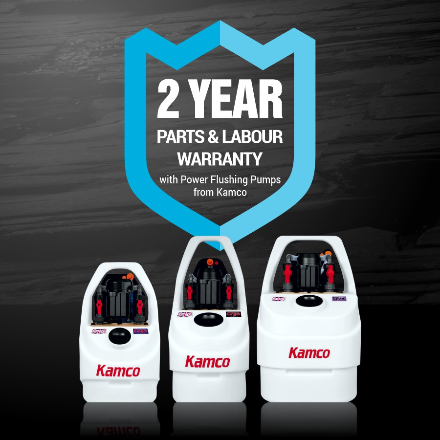 Kamco - 2 year parts and labour warranty