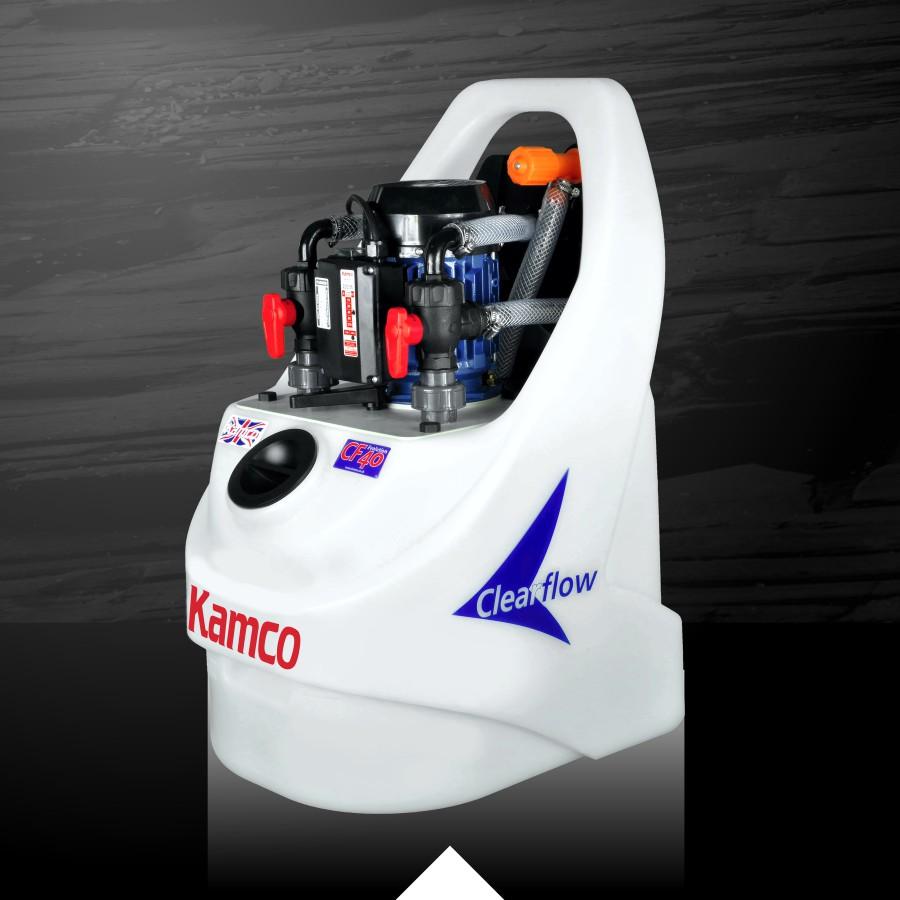 KAMCO Professional Power Flushing Machines