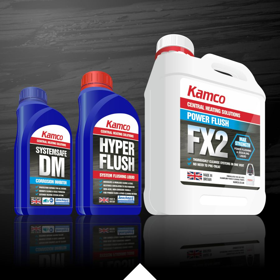 Kamco Power Flushing Chemicals